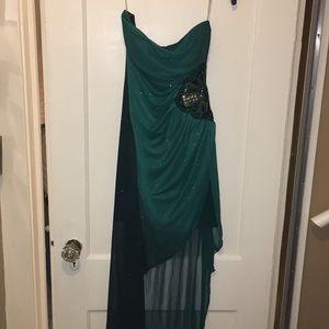 Dresses & Skirts - Teal, flowy dress
